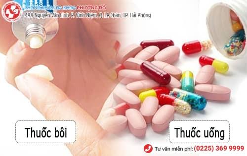 Những loại thuốc trị viêm bao quy đầu an toàn, hiệu quả